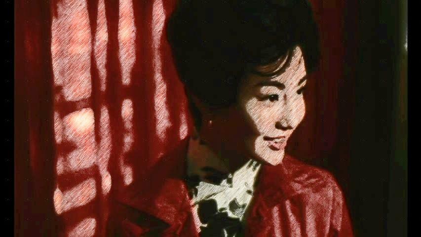 マギー・チャンが着た旗袍